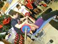 Чемпионат Фитнес Клубов по жиму лежа среди любителей
